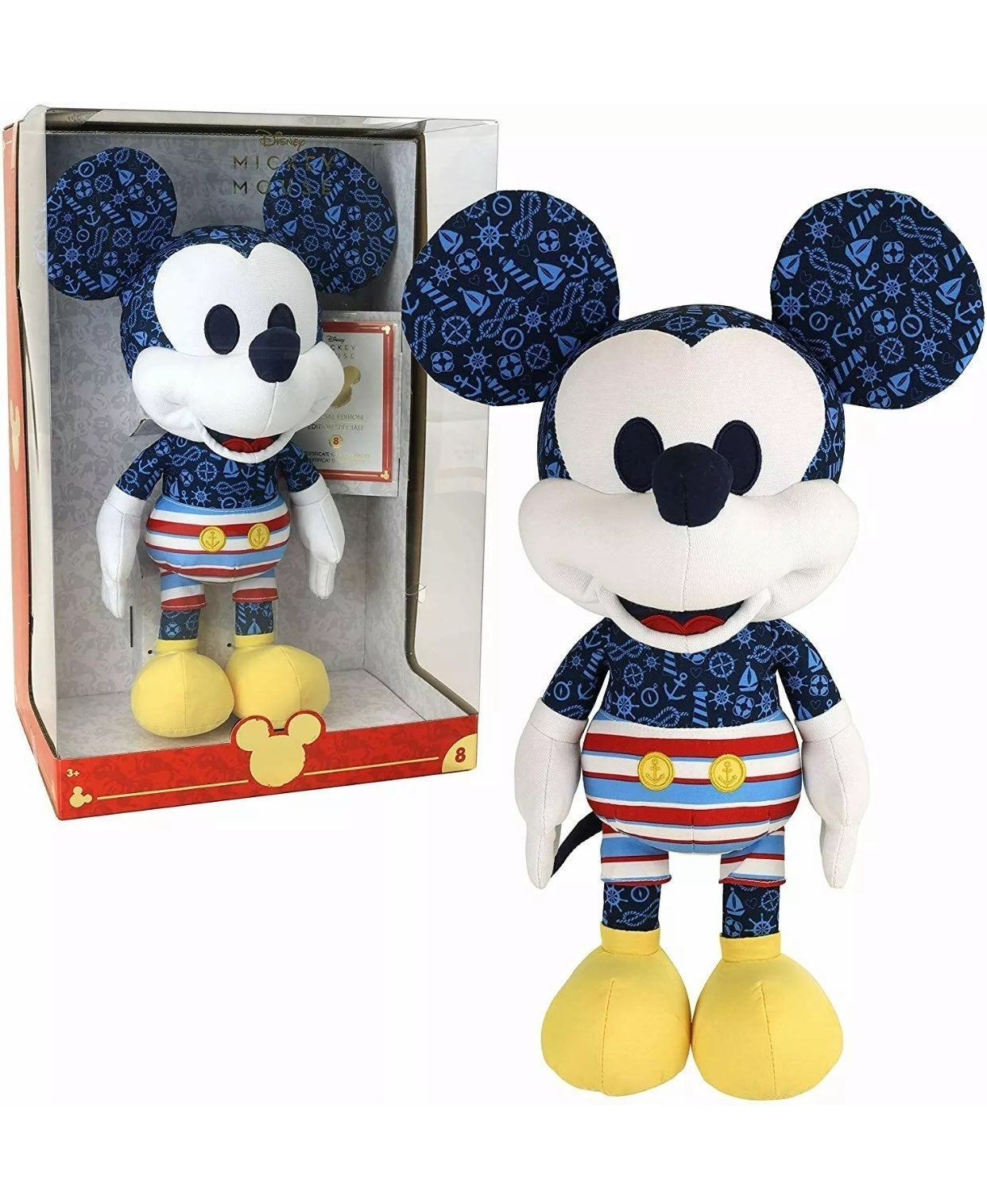 Disney Year of the Mouse August Plush