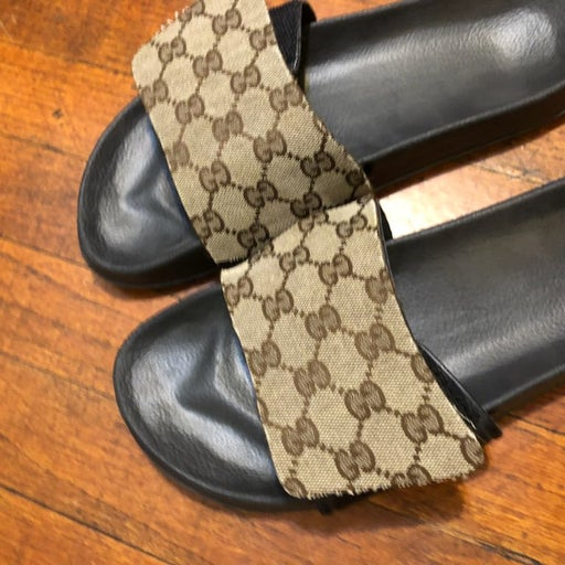 Custom sandals size 9