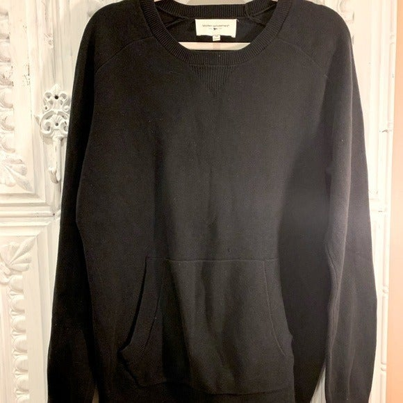 Modern Amusement black pullover top