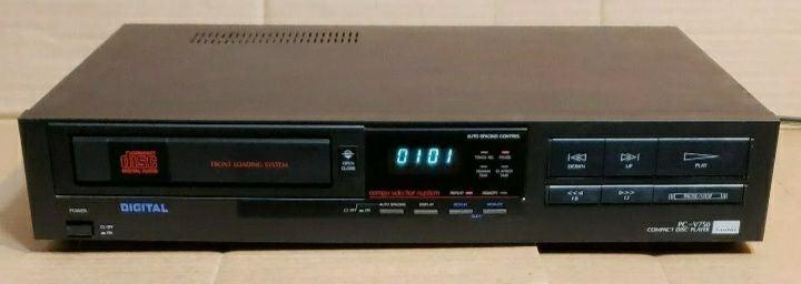RARE! Sansui PC-V750 CD Player