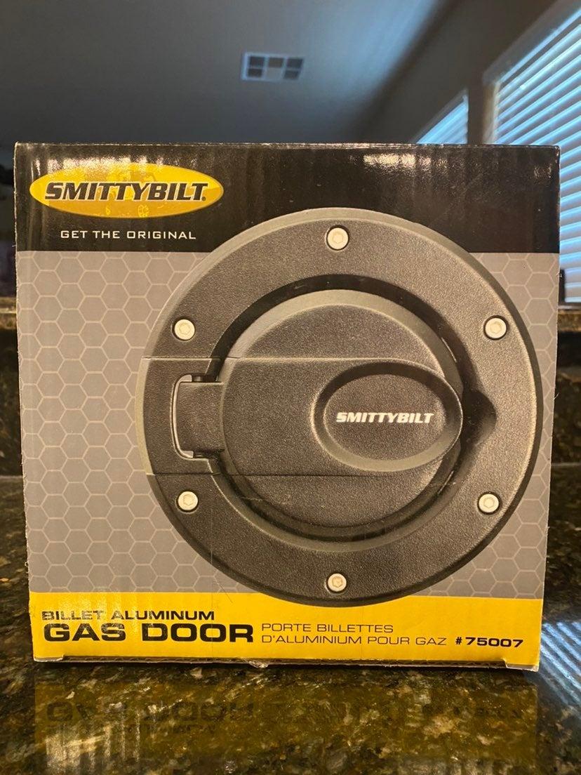 Smittybilt Jeep Wrangler Gas Cap Cover