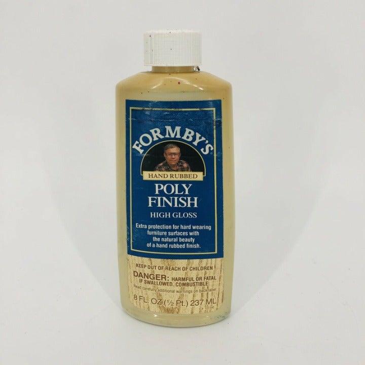 Formby's Poly Finish High Gloss Rub On