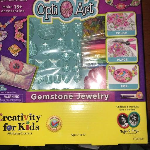 Opti Arts Gemstone Jewelry /Creativy