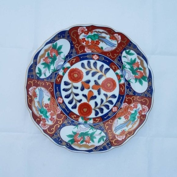 Vintage Collectors Plate Andrea By Sadek