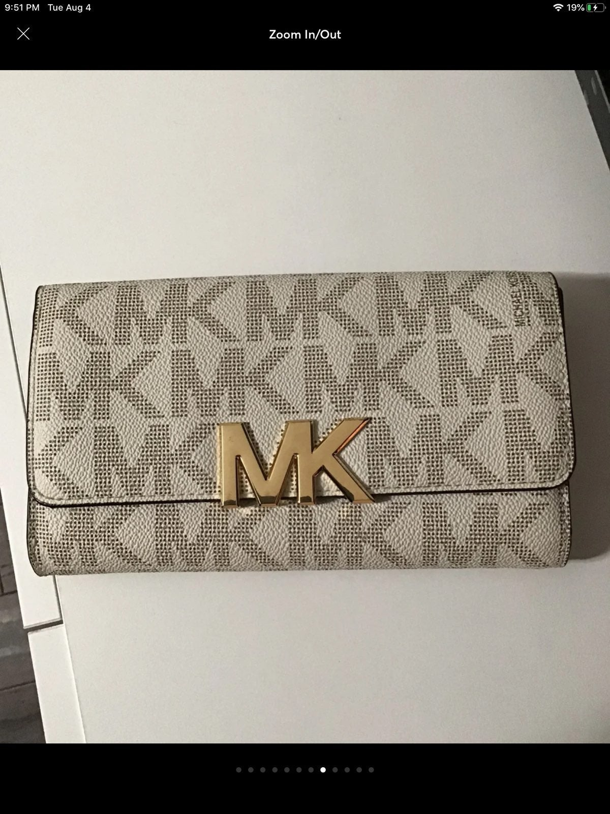 Michael Kors Wallet HOLD MH
