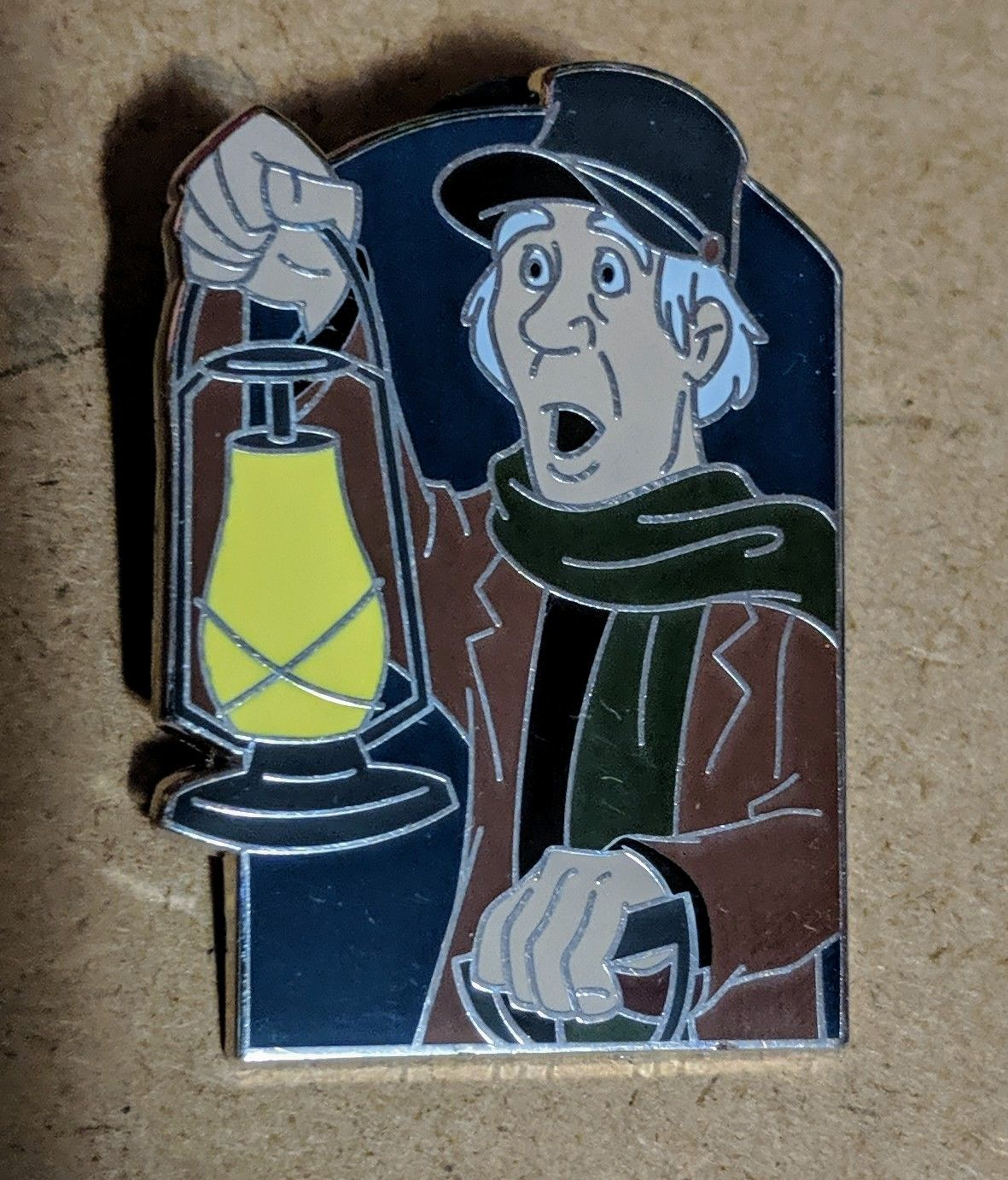 Disney Haunted Mansion 50th Mystery Pin