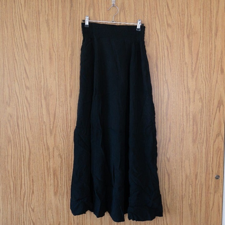 Vintage 80s /'Millers/' Floral Maxi Skirt 14-16