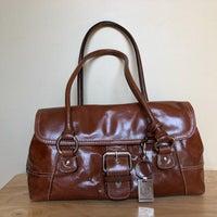 f8b34ac35 Giani Bernini Leather Shoulder Handbags | Mercari