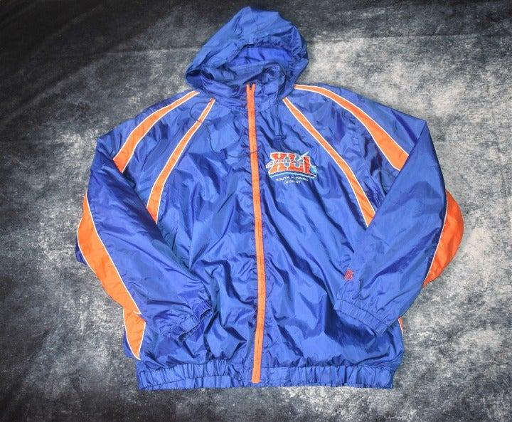 2007 NFL Super Bowl Vintage Jacket