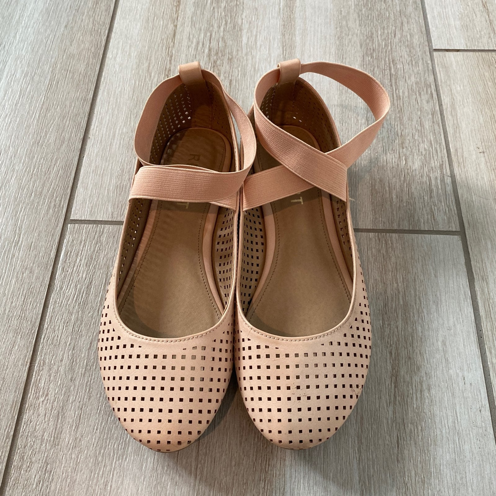 Report ballet flats size 8.5 stitchfix
