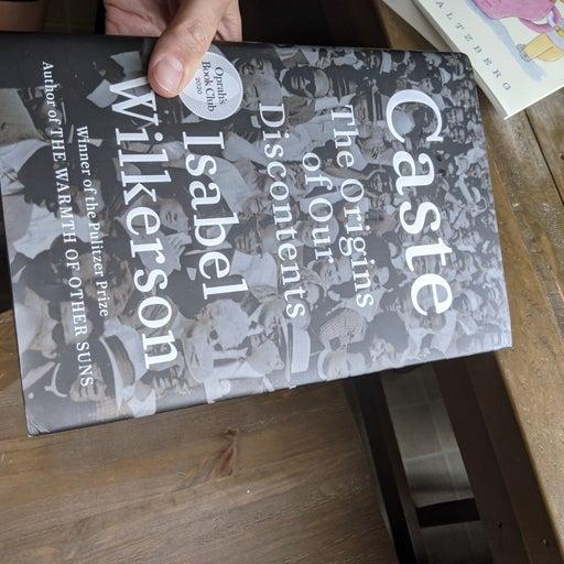 Caste the origins of our discontent book