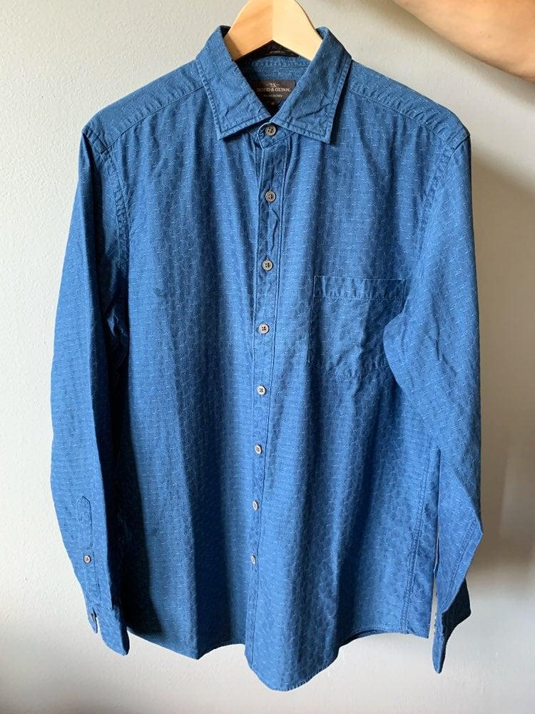 Rodd & Gunn Jacquard Shirt
