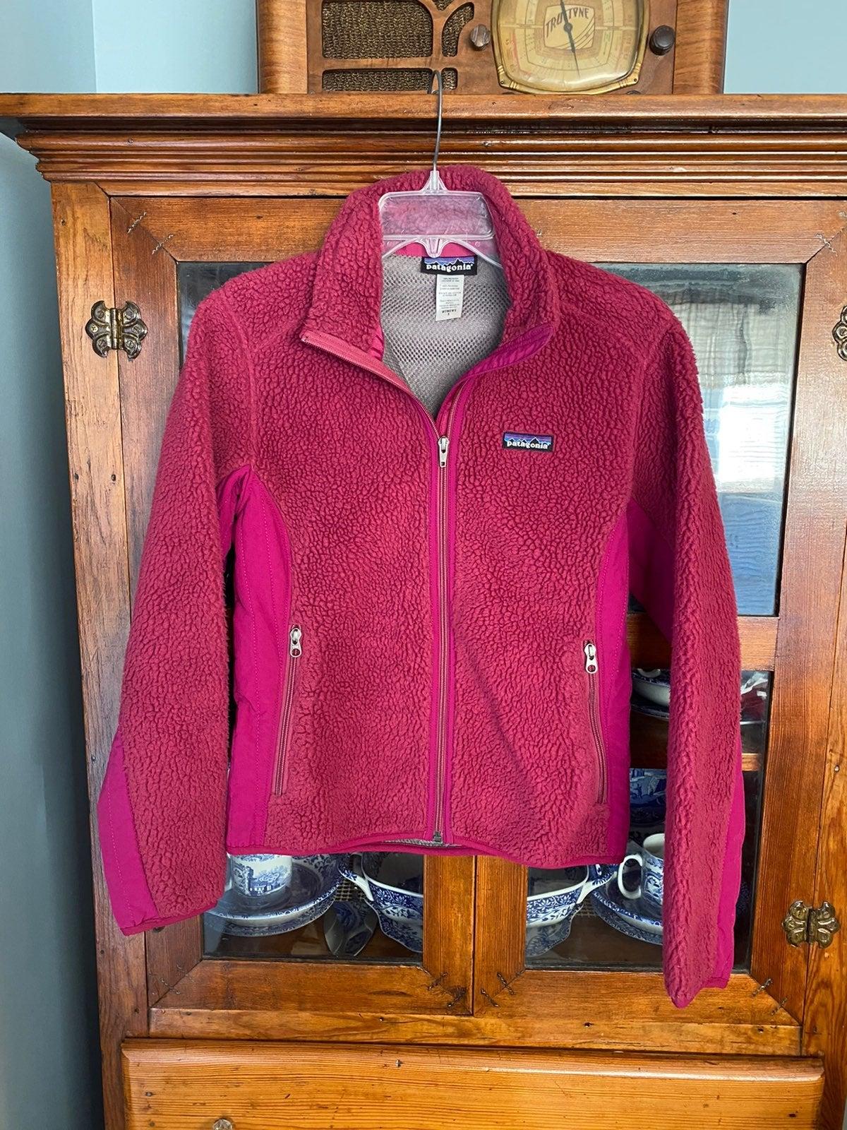Patagonia Pink Jacket