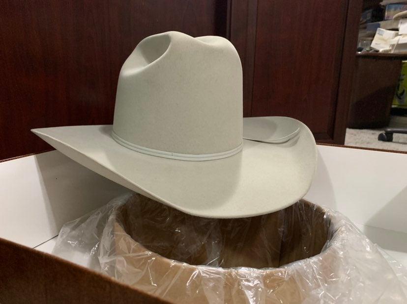 Resistal cowboy hat 7 3/8