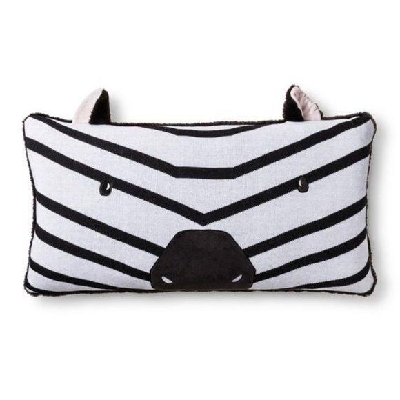 New Zebra Body Pillow by Pillowfort™