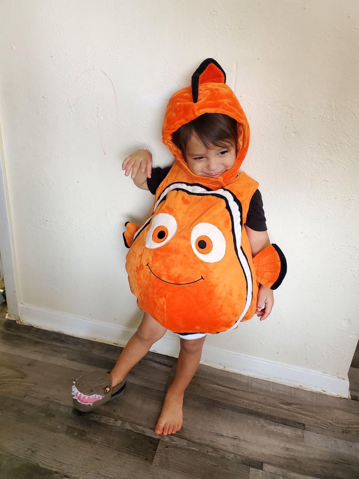 Finding nemo costume toddler