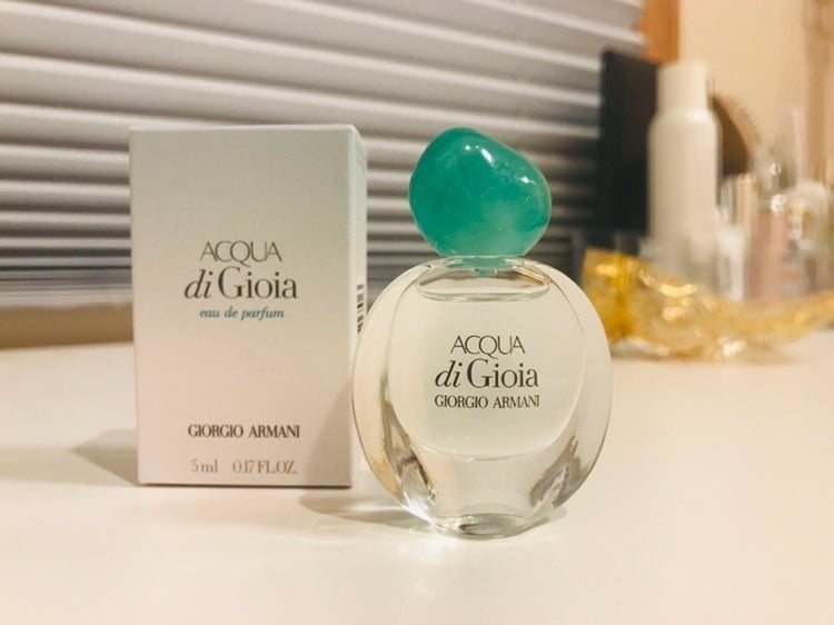 Acqua di Gioia eau de parfum 5ml