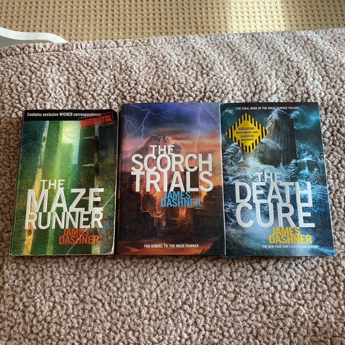 Maze Runner series (3)