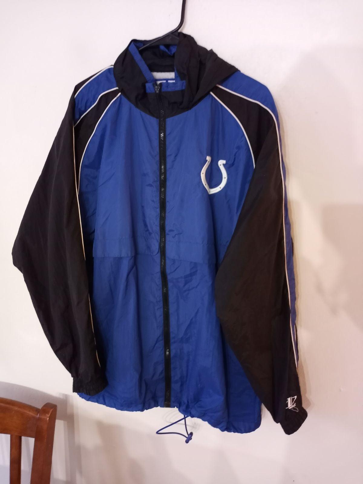 Logo Athletic Indianapolis Colts Jacket