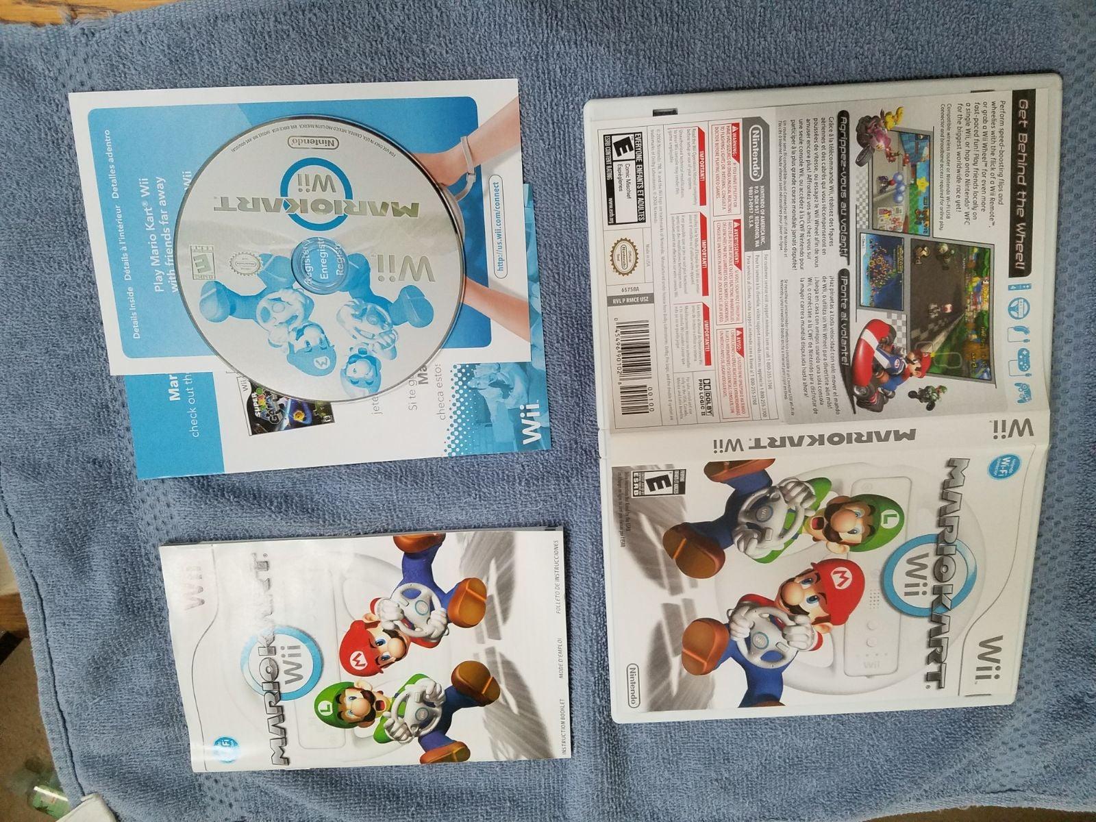 Mario Kart Wii - CIB