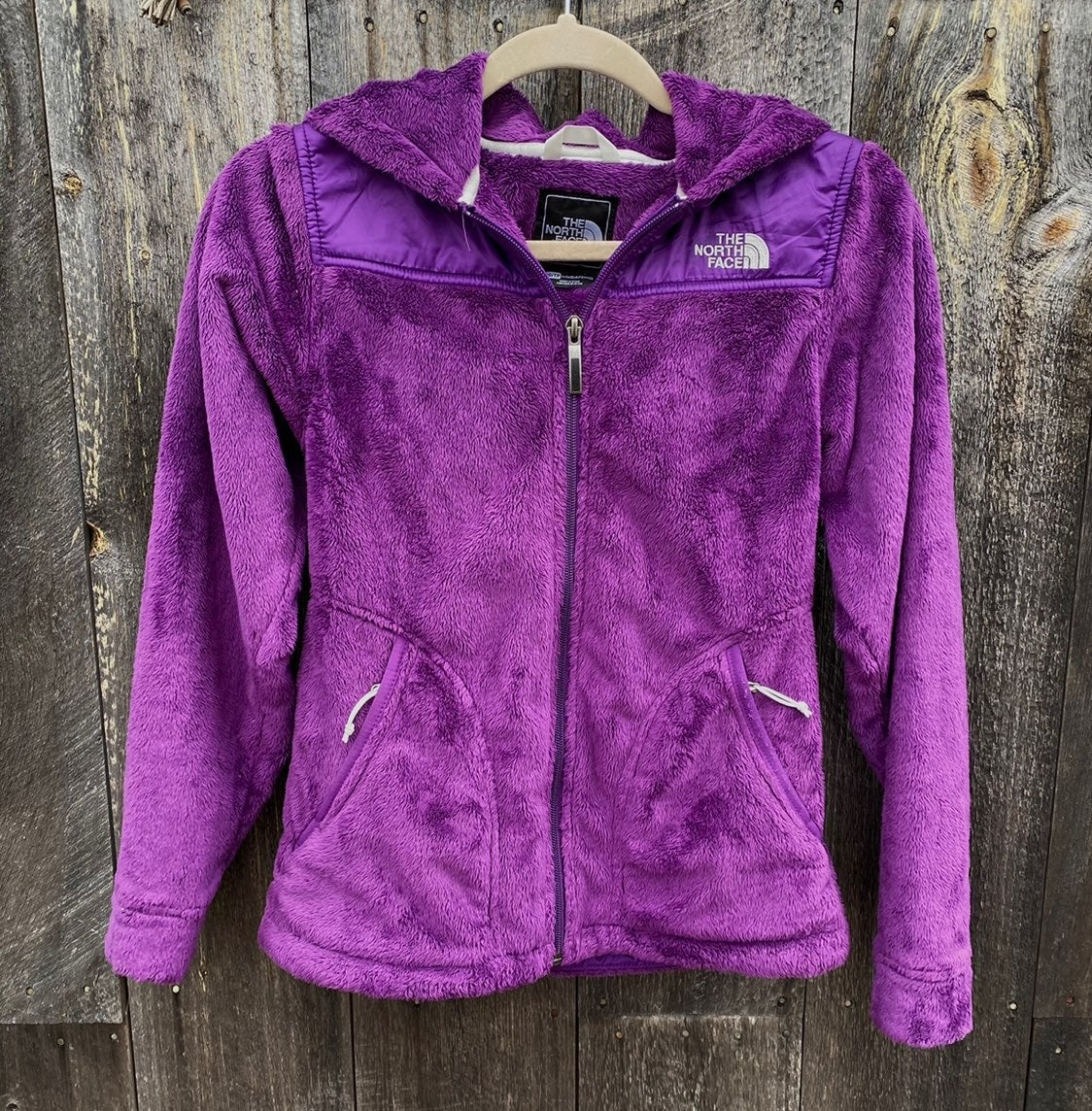 The northface purple jacket