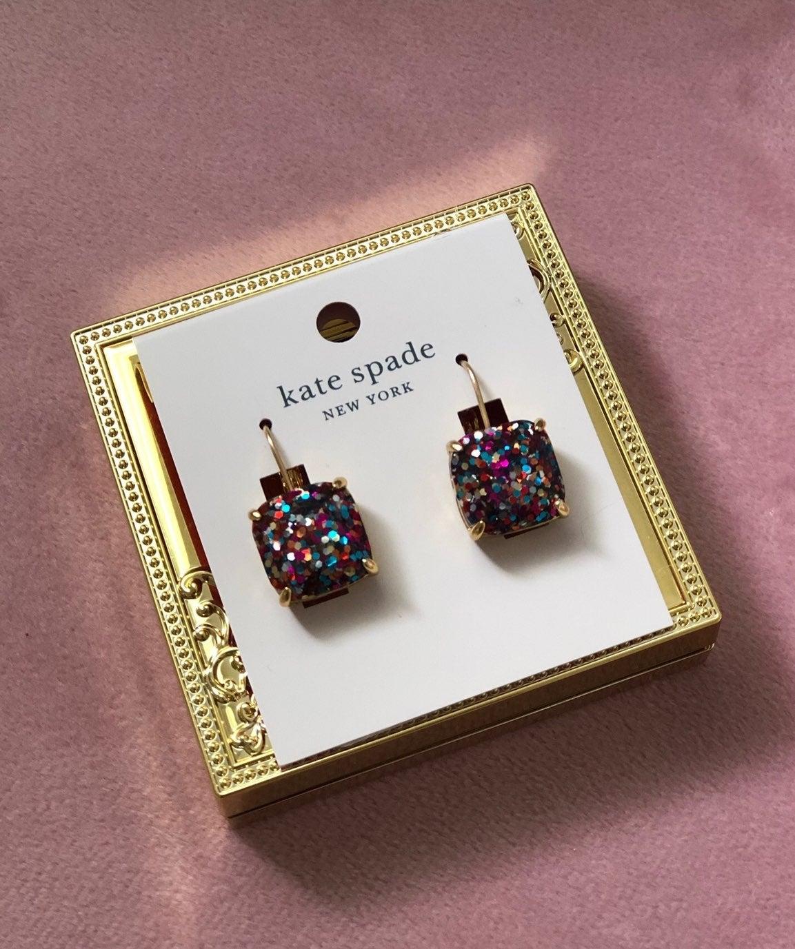 Kate Spade Multi-Glitter Drop Style