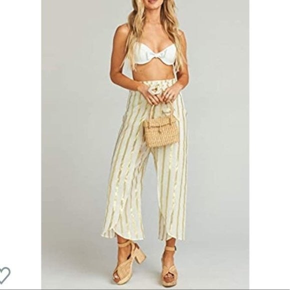 Show Me Your Mumu Beach Pants/Swim Cover