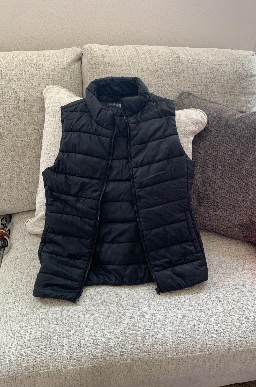 Cotton on puffer vest
