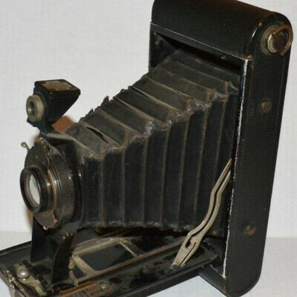 Kodak 3A Folding Autographic Brownie