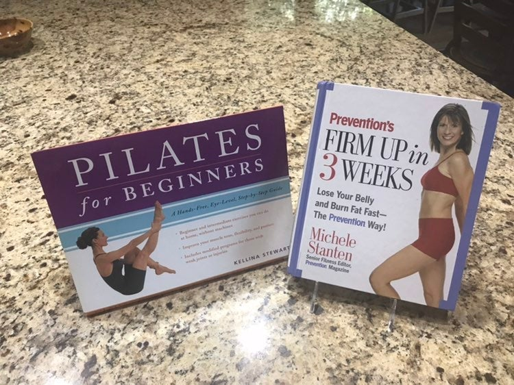 Prevention Workout Book & Pilates Guide