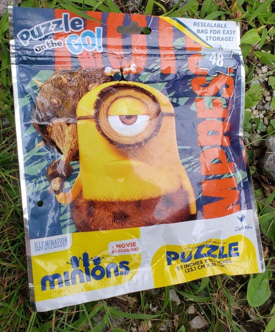 Brand New Minions Puzzle