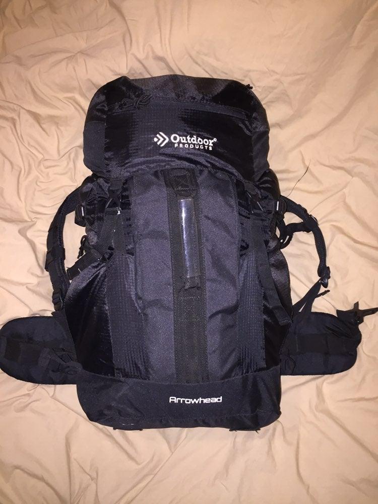 XL hiking backpack