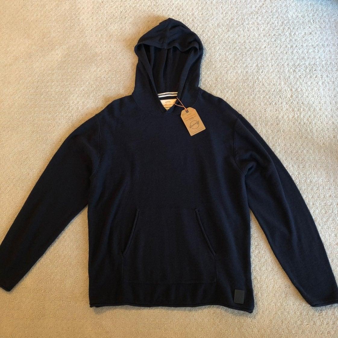 Weatherproof Sweater Hoodie