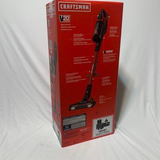 CRAFTSMAN V20 Cordless Stick Vacuum