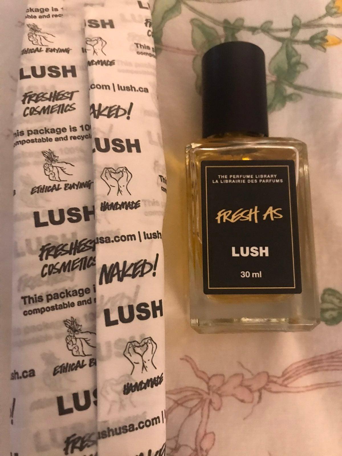 Lush Fresh As Forest Perfume New