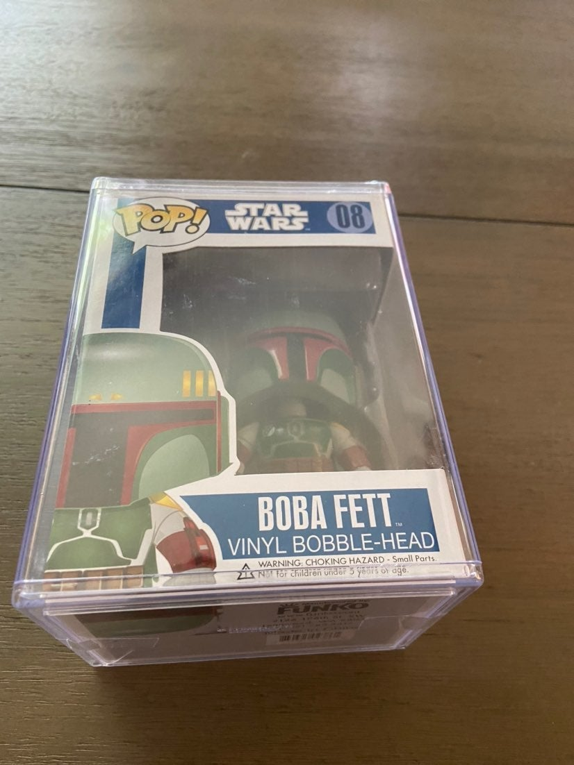 Original Boba Fett Funko NM