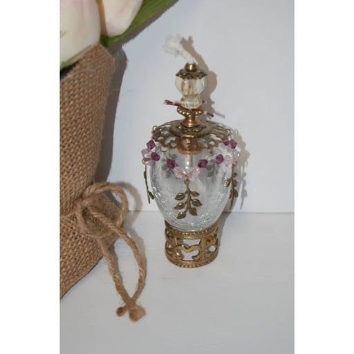 Crystal Egg Decor Made In India Oil Lamp