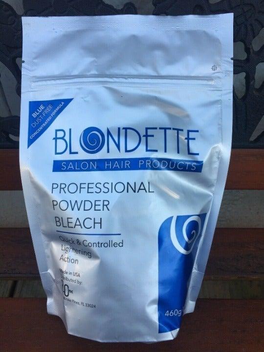 Blondette Professional Powder dust-free