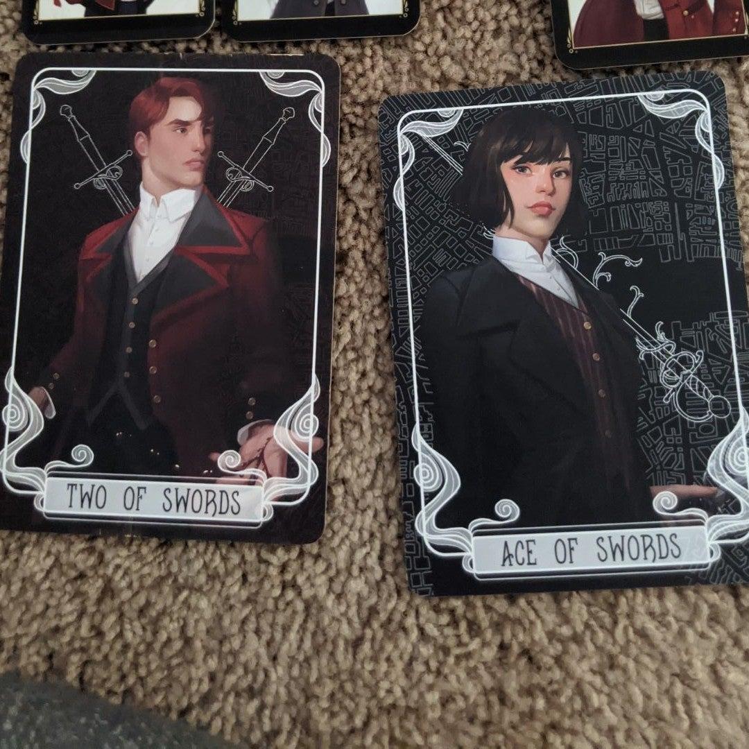 Fairyloot Tarot Cards