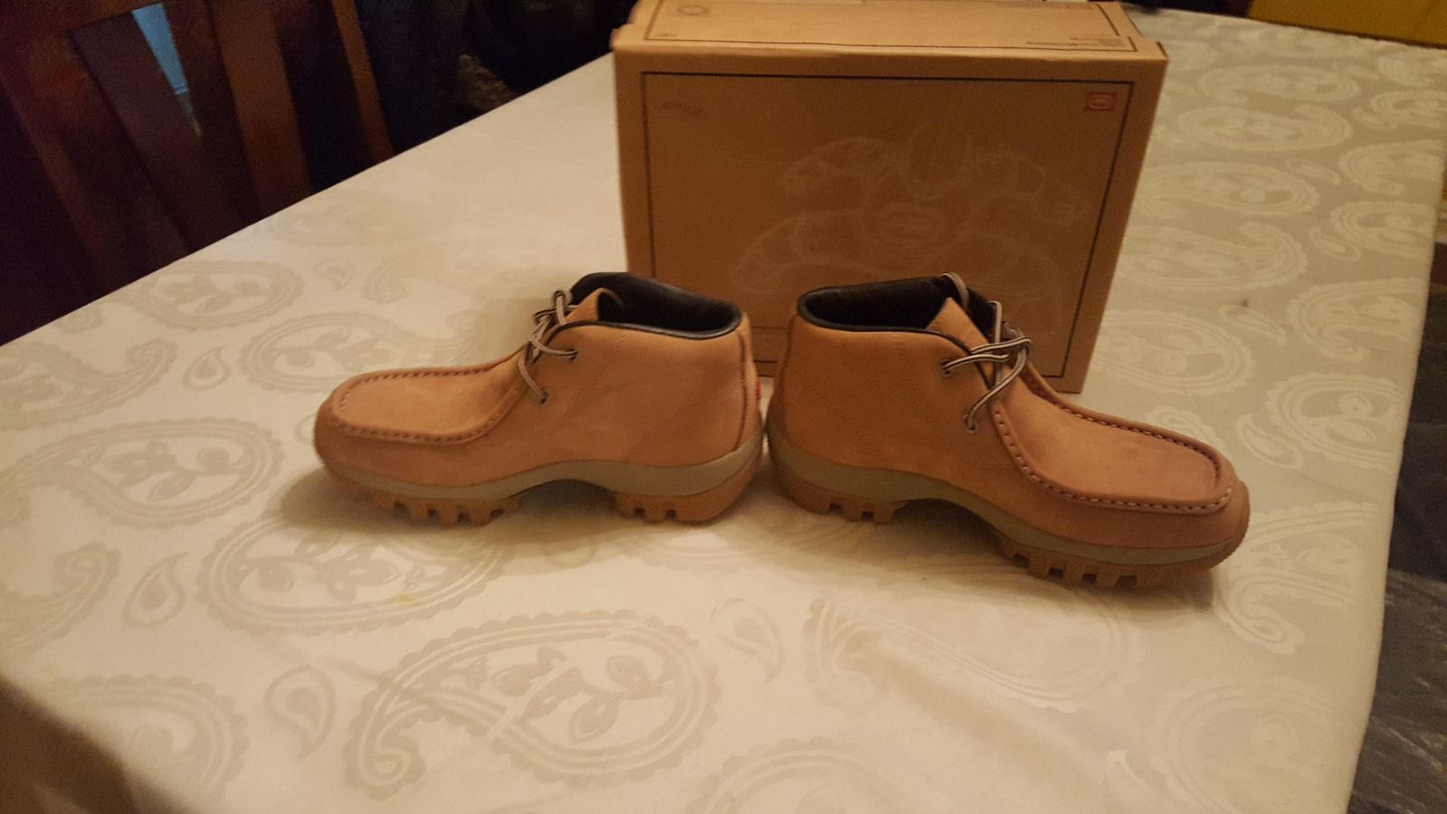 Mark Echo boots