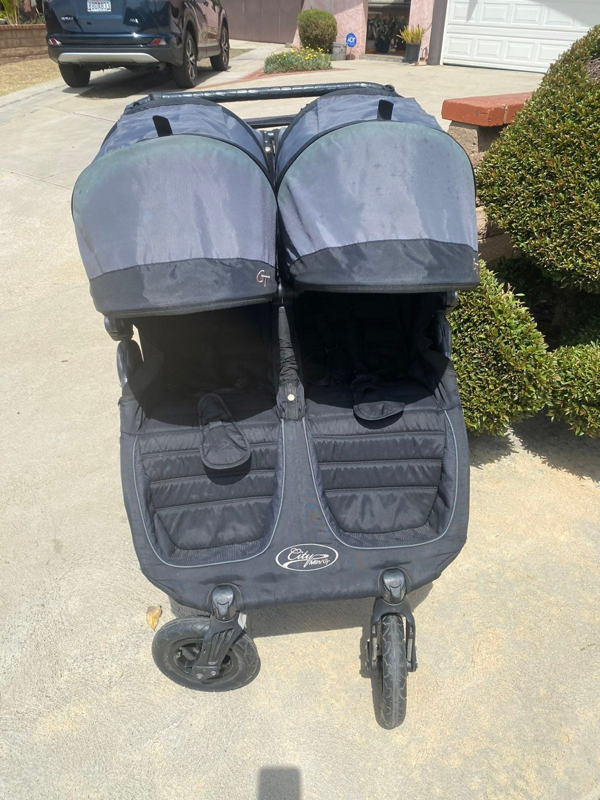 City mini gt double stroller