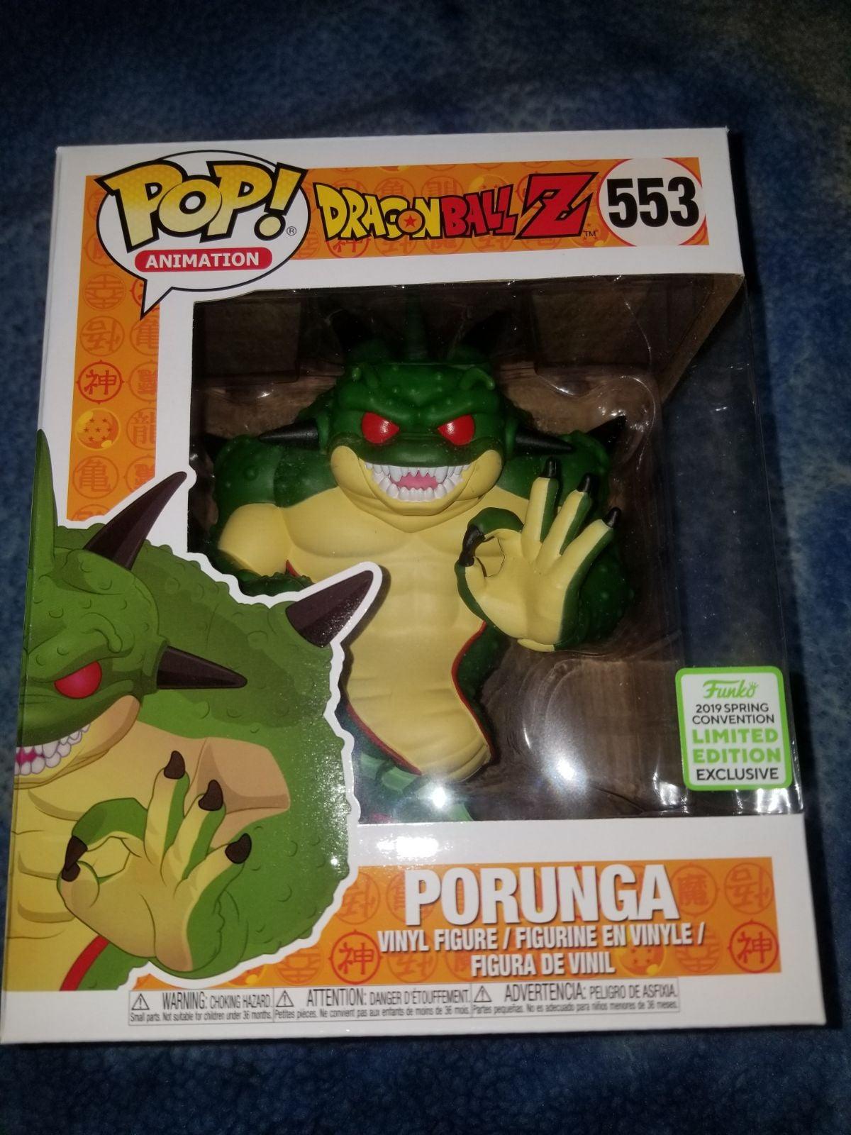Porunga Funko Pop