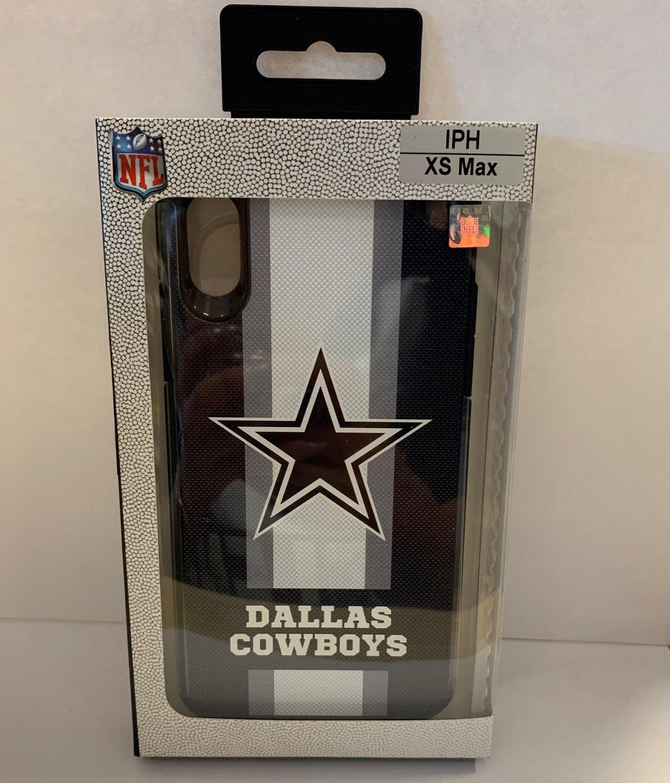 NFL Dallas Cowboys iPhone XS Max Case