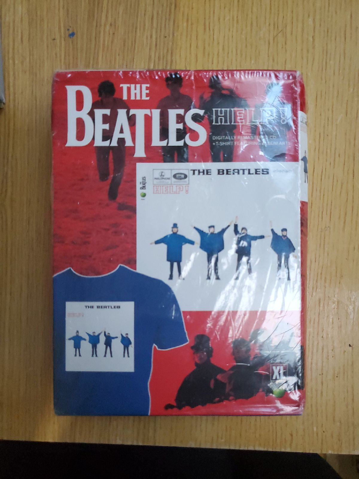 The Beatles HELP! Digitally Remastered C
