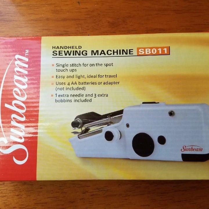 Mini Sewing Machine/Portable & Cordless