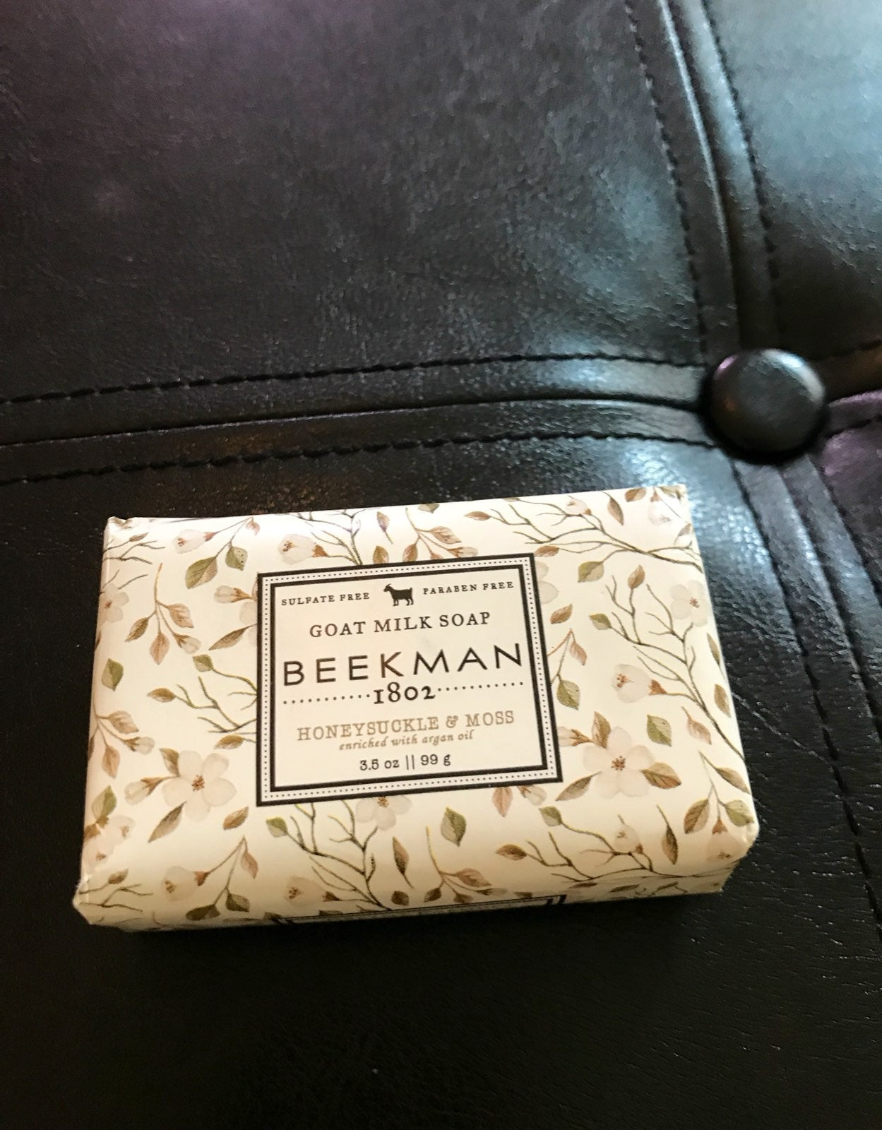 Beekman 1802 Honeysuckle and Moss Soap