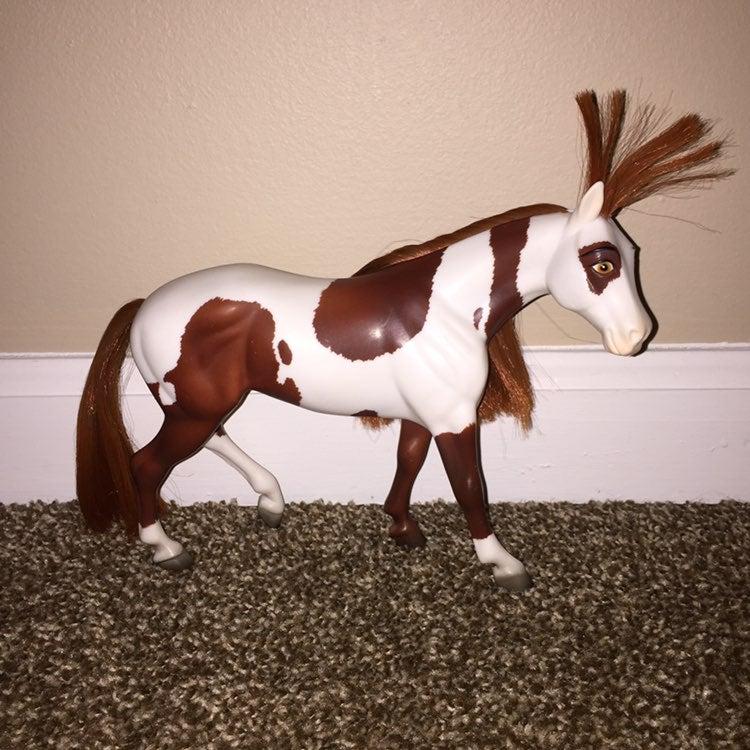 Breyer Spirit Riding Free Boomerang