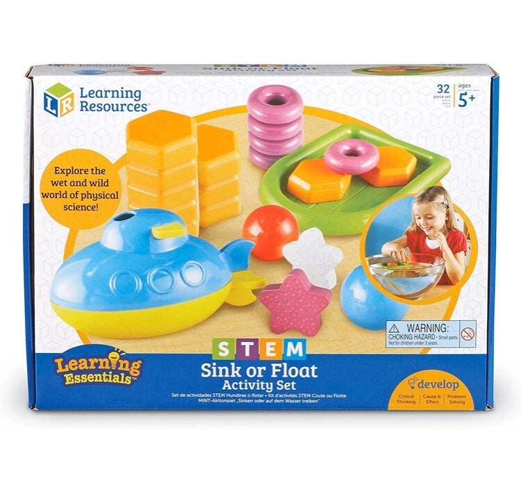 Learning Resources Stem Kit