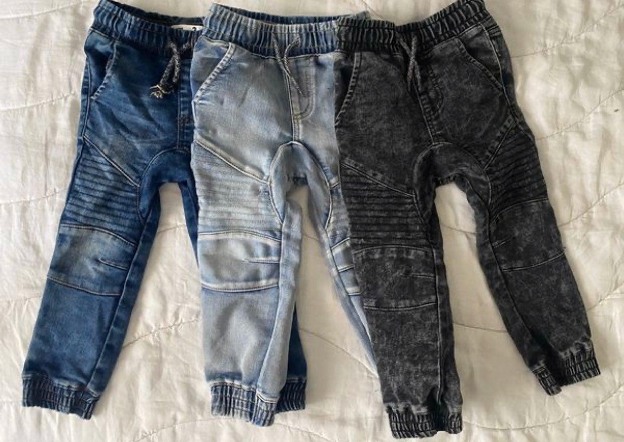 Cotton On Kids Jogger Bundle - 3t