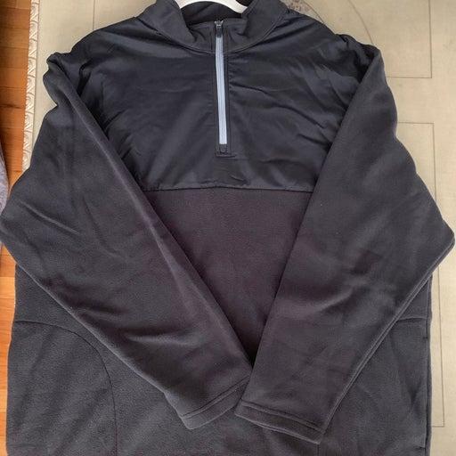 PGA Tour Black Sweater Pullover